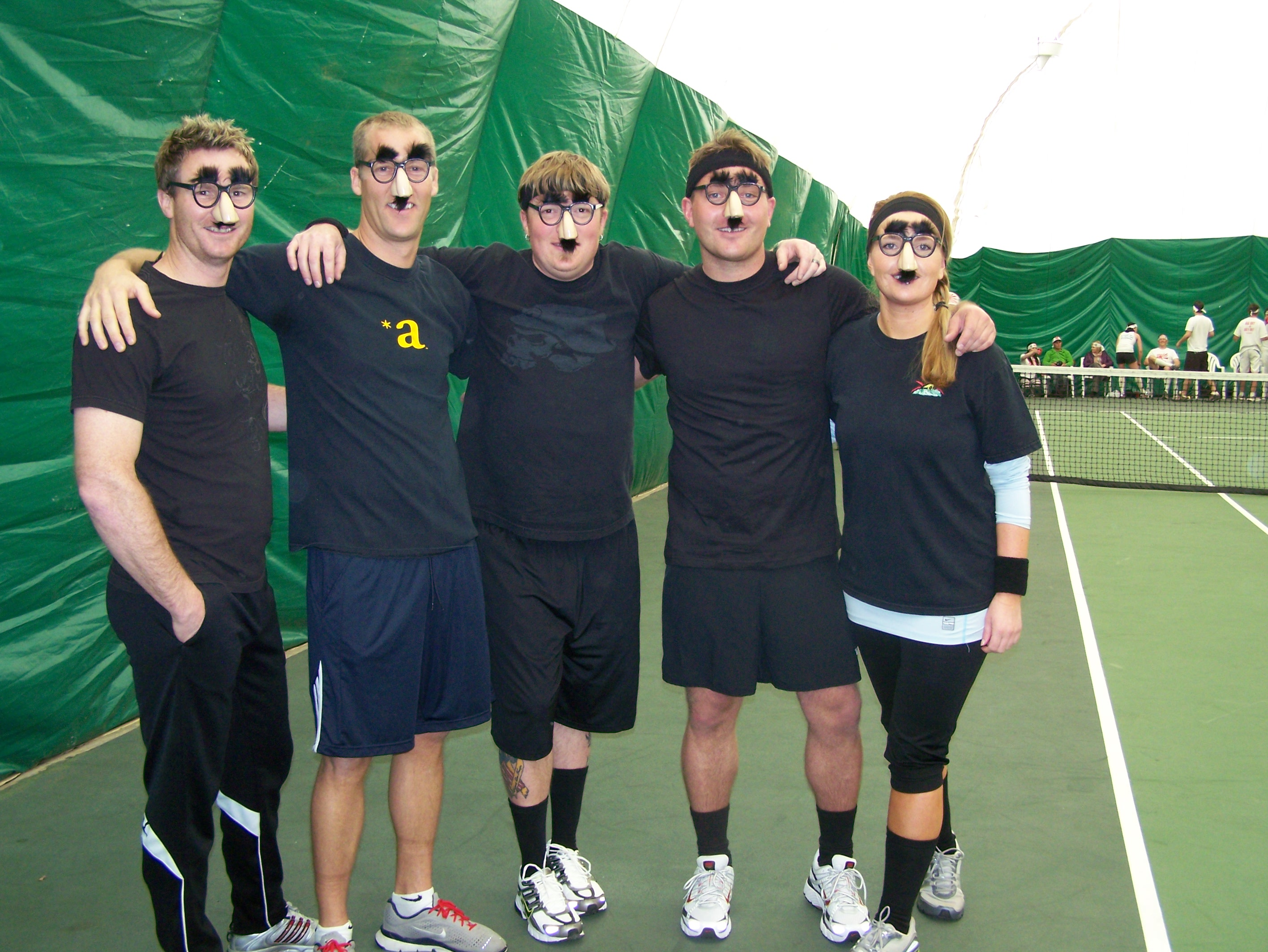 qittle-dodgeball-team