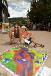 Chalk it up Mobile Contest winners